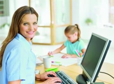 Cómo trabajar productivamente en casa cuando tienes niños 2