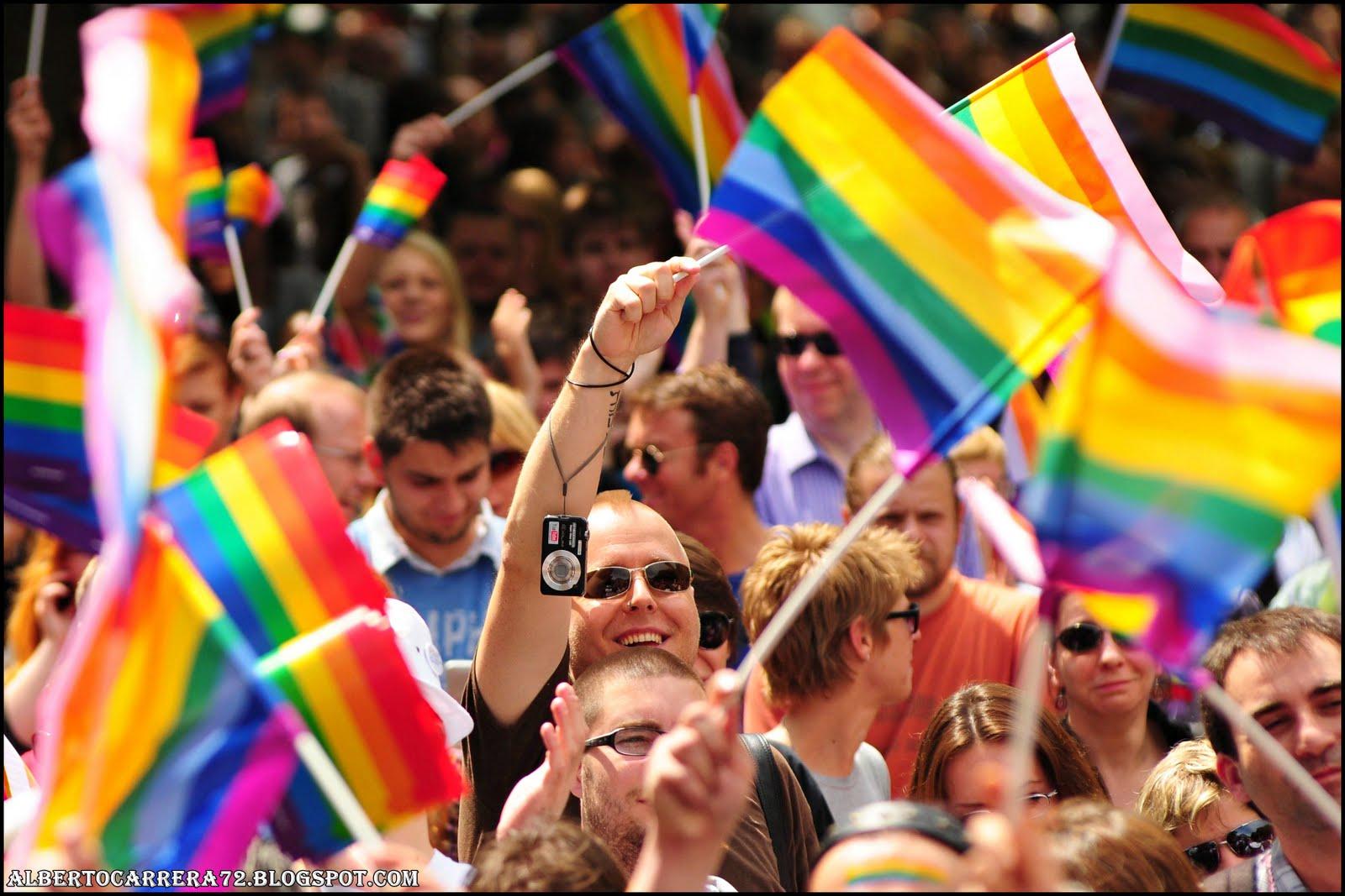 marcha homosexual gay