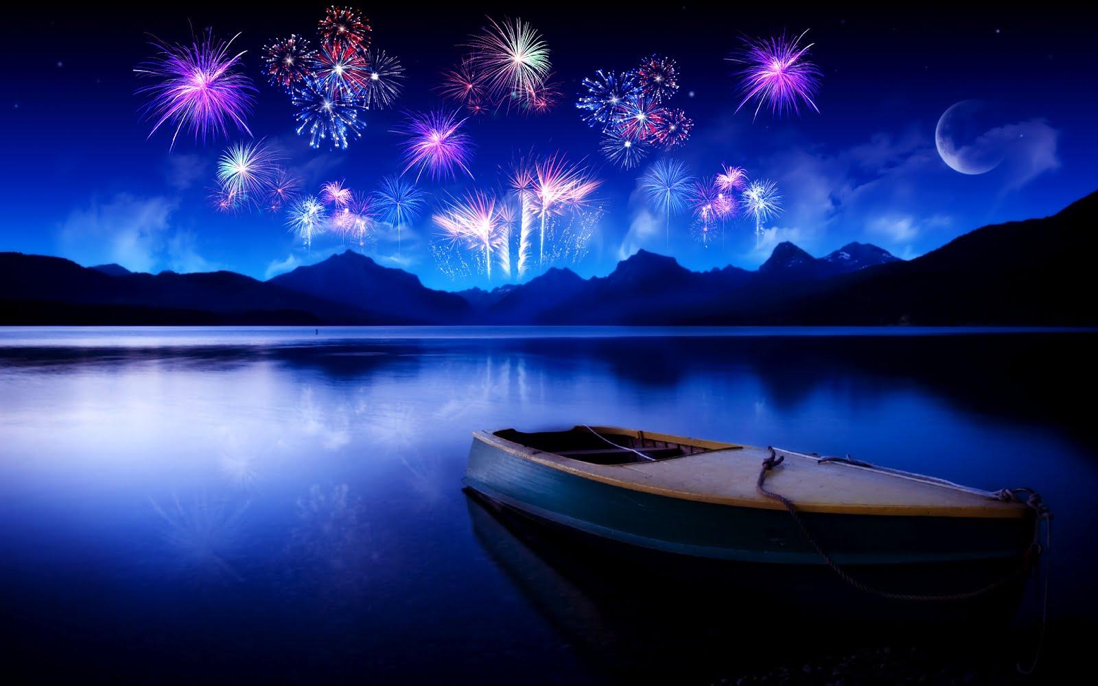 fuegos-artificiales-del-otro-lado-del-lago2560x1600-fireworks-lake-side