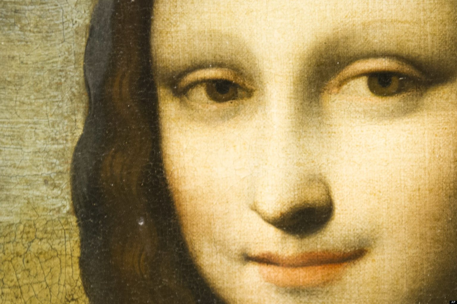 Switzerland Mona Lisa