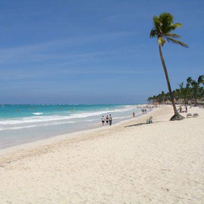 Playa Bavaro - (cc) Wikimedia